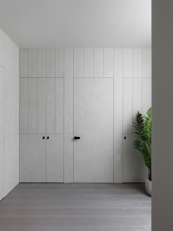 Minimalist Apartment, Maida Vale